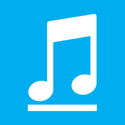 иконка Music Library, музыка, мои аудиозаписи,