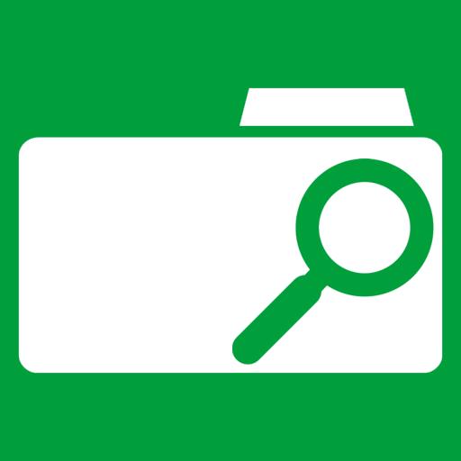иконки searches folder, поиск, папка, поиск в папке,