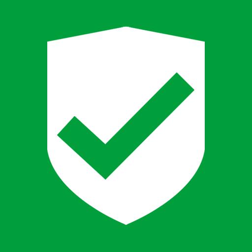 иконки Security Approved, защита включена, безопасность,