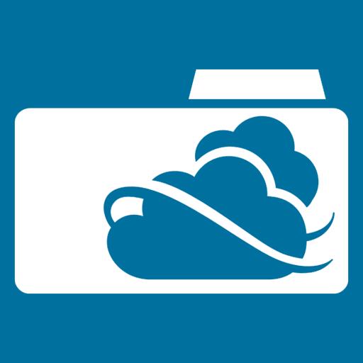 иконки SkyDrive Folder, папка,