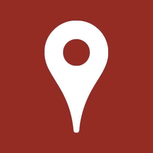 иконка Google Maps, гугл карты,