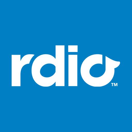 иконки Rdio, радио,