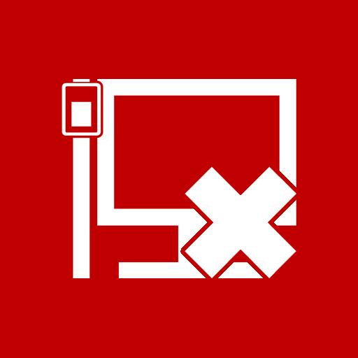 иконки LAN Unavailable2, нет сети,