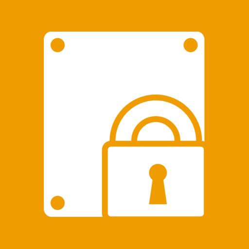иконки BitLocker,