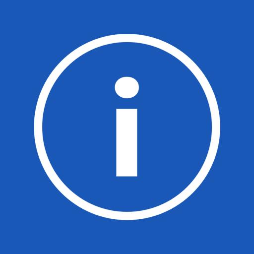 иконка информация: