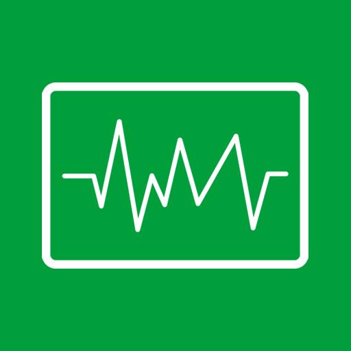 иконка Performance Information and Tools, кардиограмма, производительность,
