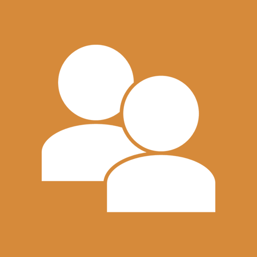 иконки User Accounts, профили пользователей,