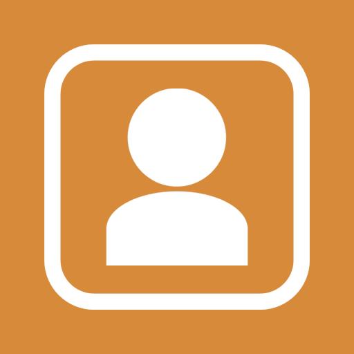 иконки User Accounts, профили пользователей, пользователь,