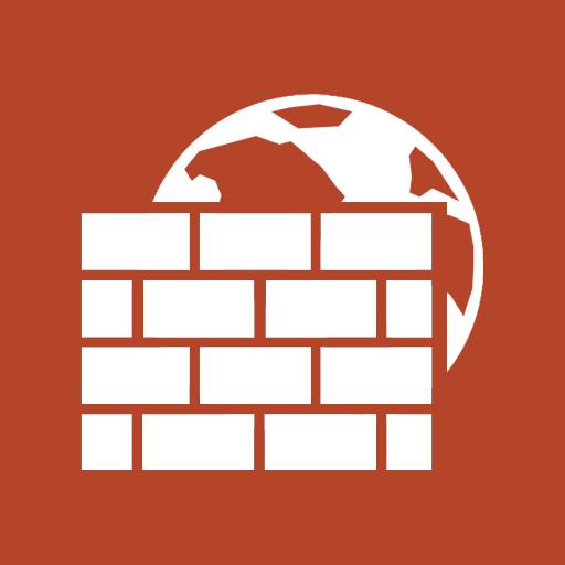 иконки Windows Firewall, Брандмауэр,