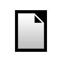 иконки writing, файл,