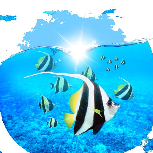 иконки animals, fishes, животные, рыбки, рыба,
