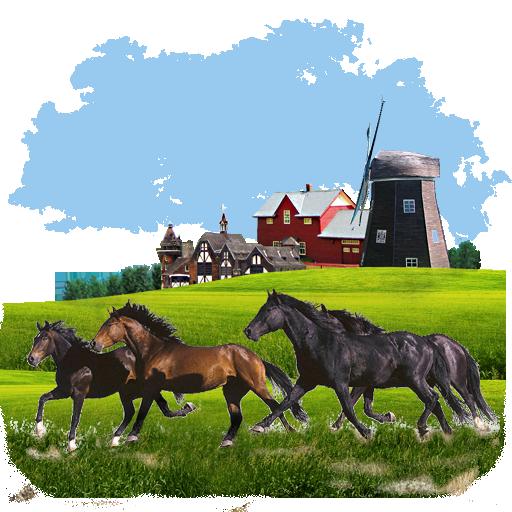 иконки animals, horses, животные, лошади, лошадь,