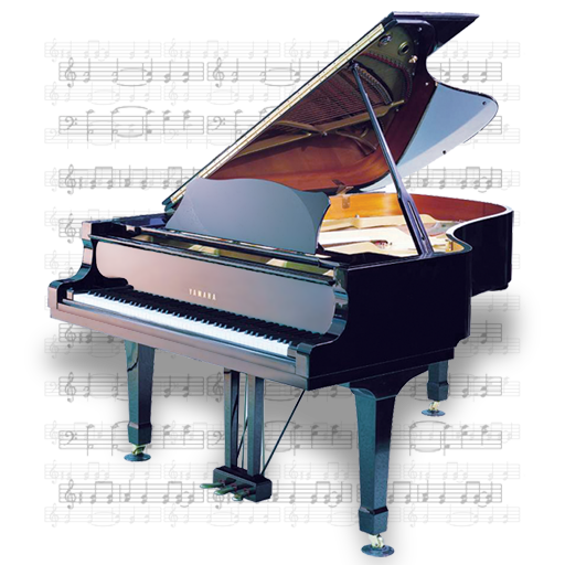 иконка music, piano, музыка, пианино, рояль,