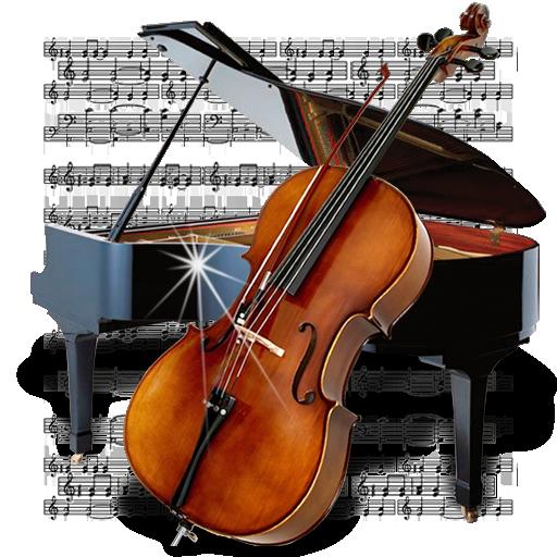 иконки music, piano, chello, рояль, музыка, музыкальные инструменты,