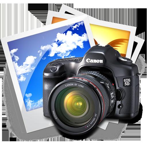 иконки Pictures, Canon, изображения, фотографии, камера, канон,