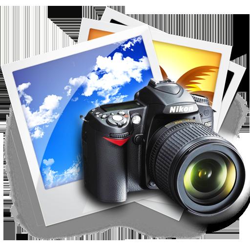 иконки  Pictures, Nikon, изображения, камера, фотоаппарат, никон,