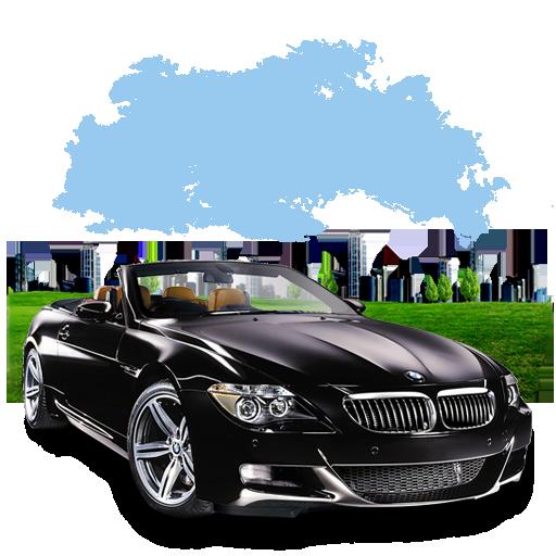 иконка BMV, машина, автомобиль,