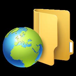 иконки Folder Web, папка, folder, интернет,