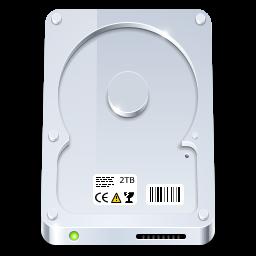 иконка Hard disk, жесткий диск,
