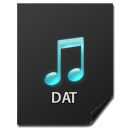 иконки  Files, DAT, файл,