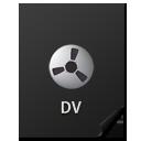 иконки Files, DV, файл,