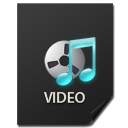 иконки  Files, Video, файл,