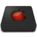 иконки  HD, Apple, жесткий диск,