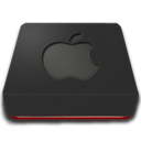 иконка HD, Apple Dark,