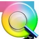 иконки Color Find, цветовой спектр,