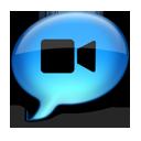 иконка iChat, чат,