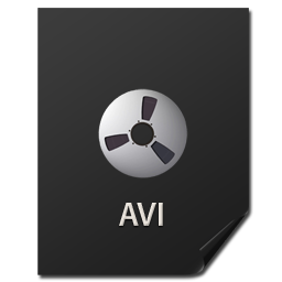 иконка Files, AVI, файл,