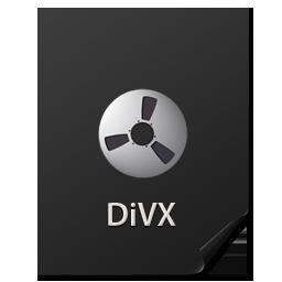 иконка Files, DiVX, файл,
