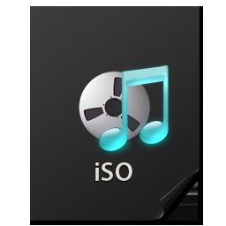 иконка Files, iSO, файл,