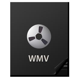иконки Files, WMV, файл,