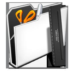иконки Folder, Office, папка, офис,