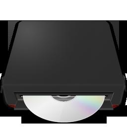 иконки DVD Drive, дисковод,