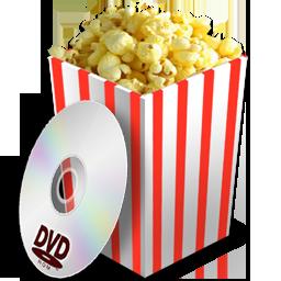 иконка Popcorn, попкорн,