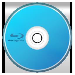иконка BluRay, диск,