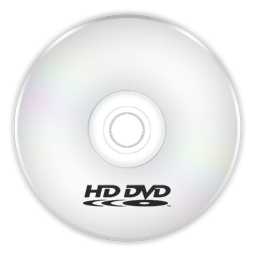 иконка HD DVD, диск,