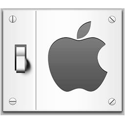 иконки System Preferences, системные настройки, apple,