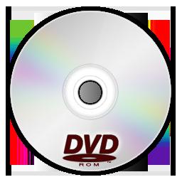 иконки DVD Rom, диск,