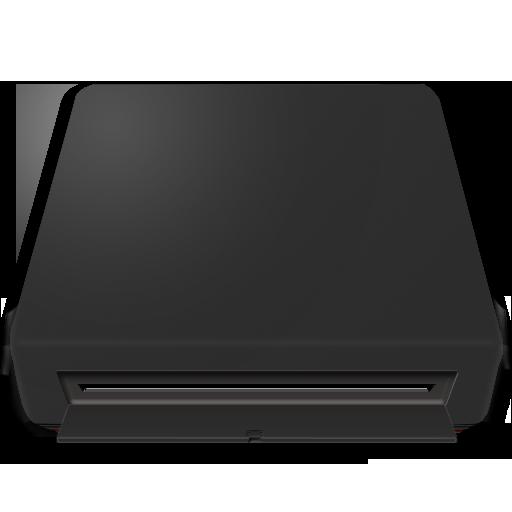 иконка HD, дисковод,