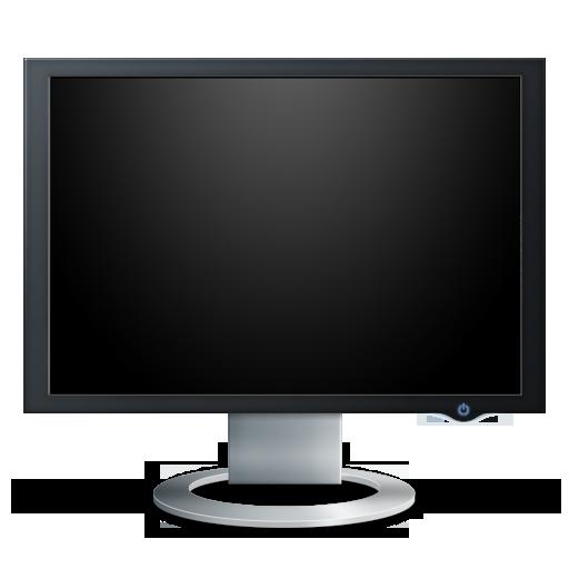 иконка монитор, monitor,