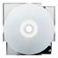 иконка CD avant blanc, диск, болванка,