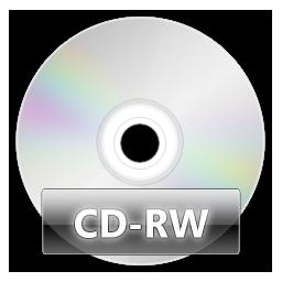 иконки CDRW,