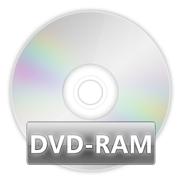иконки DVDRAM,