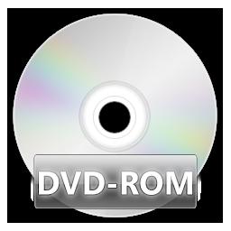 иконки DVDROM,