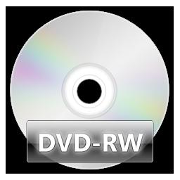 иконка DVDRW,