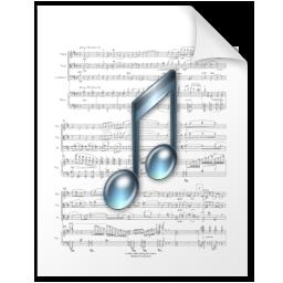 иконки music, file, музыка,