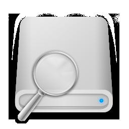 иконка Search Drive, поиск,